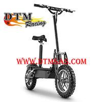 Monopattino Scooter Elettrico EU Version TRE VELOCITA' 500/100/1200w ROSSO