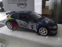 Renault Megane Maxi Rallye Tour de Corse 1996 Bugalski 1:18 ottomobile OT 272