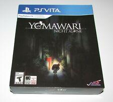 Yomawari Night Alone, Diary, Scrapbook & Soundtrack Only (No Game) Vita