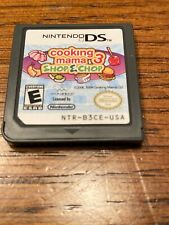 Cooking Mama 3 Shop and Chop - Nintendo Ds - Cartridge Only - Tested