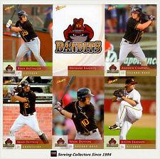 2012 Australia Baseball League Card Team Set Brisbane Bandits (12)