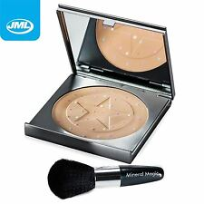 JML Mineral Magic Foundation Concealer Colour Corrector Powder Make Up & Brush