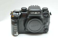 Minolta Konica α-9 Alpha Maxxum Dynax 9 SLR Film Camera