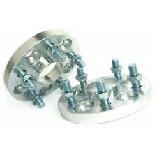 2 Wheel Spacers Adapters 5X114.3 To 5X114.3 ( 5X4.5 ) | 64.1 CB | 12X1.5 | 15MM