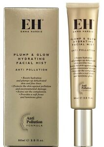 Emma Hardie Plump and Glow Hydrating Facial Mist.