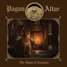 PAGAN ALTAR - The Room of Shadows (NEW*UK EPIC METAL/NWOBHM*10/10 DEAF FOREVER)