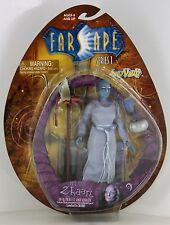 "2000 TOY VAULT--FARSCAPE--7"" PA V ZOTOH ZHAAN FIGURE (NEW) VARIANT"