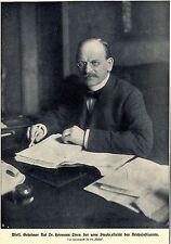 Wirkl.Geh.Rat Dr.Hermann Lisco Reichsjustizamt Historische Aufnahme von 1909