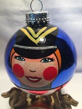 "Christmas Ornament Radio City Christmas Spectacular ""The Rockettes"" Souvenir"