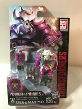 Transformers Power Of The Primes Liege Maximo Figurine New