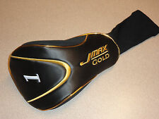 Tour Edge Bazooka JMax Gold #1 Headcover NEW
