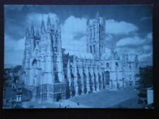 POSTCARD KENT CANTERBURY CATHEDRAL FROM THE SOUTH WEST