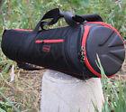 Upgrade Camera Tripod Bag Padded Strap For Manfrotto GITZO SACHTLER LEICA