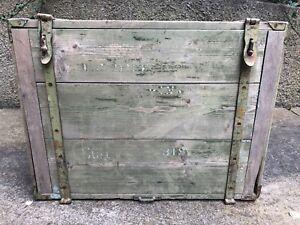 WW2 Regio Esercito Veterinaria Cassa Someggiabile
