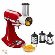 Kitchen Aid Mixer Accessory Supplies Kits Vegetable Slicer Shredder Attachment