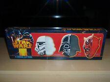 Star Wars Villains Cookie Cutters Lakeland Darth Vader Maul Boba Stormtrooper