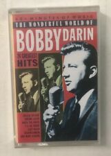 "Bobby Darin ""24 Greatest Hits"" NEW & SEALED Tape Cassette"