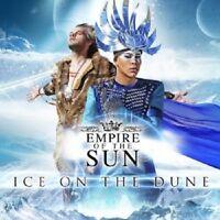 EMPIRE OF THE SUN - ICE ON THE DUNE  CD  12 TRACKS  INTERNATIONAL POP  NEU