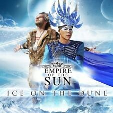 EMPIRE OF THE SUN - ICE ON THE DUNE  CD  12 TRACKS  INTERNATIONAL POP  NEU