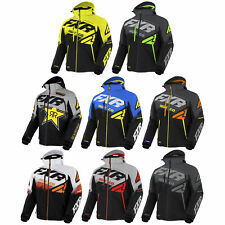 FXR Boost FX Jacket Insulated Snowproof Moisture Wicking Quick Dry Snocross Coat