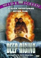 Deep Rising (DVD, 1998) With Insert Disc is in Excellent Condition