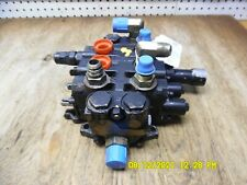 Gehl Sl4635 Skid Steer Hydraulic Control Valve Assembly 132210