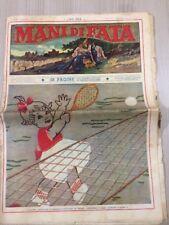 Rivista Femminile Mani Di Fata Ottobre 1933