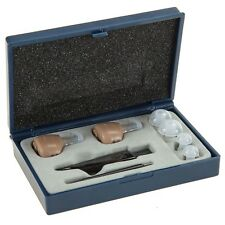NewEar Hearing Amplifier Ear ITC (Pair) Enhancer Personal Aid