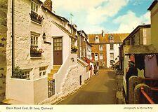 B100760 black road east  st ives cornwall uk