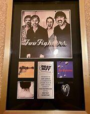 Foo Fighters Gary Arnold Album Award