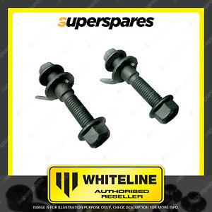 Whiteline Front Camber adjusting bolt for SUZUKI GRAND VITARA SQ416 420 625