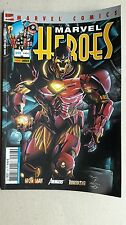 MARVEL HEROES ,Marvel France ,panini Comics ,état neuf ,numéro = 28