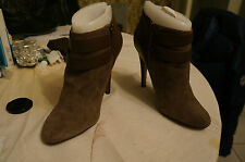 Nine West Brettly, Bottines femme - Marron , 39.5 EU (9 US) ////SOLDE\\