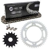 Sprocket Chain Set for BMW F650GS Dakar G650GS Serato 16/47 Tooth 520 Rear Front