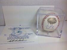 JUAN PIERRE Signed 2003 World Series Baseball MLB AUTH# 870159 MR/ BC SPORTS COA