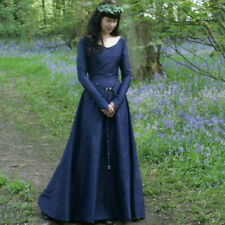 Women Halloween Cosplay Medieval Costumes Victoria Renaissance Princess Dresses