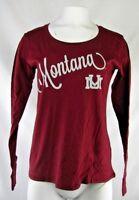 University of Montana Grizzlies Women's Long Sleeve T-Shirt NCAA S M L XL XXL