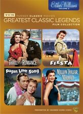 TCM GREATEST CLASSIC LEGENDS ESTHER WILLIAMS VOL 2 New 4 DVD Pagan Love Song