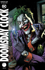 Doomsday Clock #5 Cosmetic JOKER 'B' cover DCU Watchmen Variant SHIPS NOW