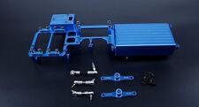 CNC alloy equipment box set dual servo tray for Losi 5ive-T Rovan LT 1/5 rc car