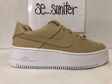 Nike AF1 Sage Low 2 Desert Ore White CT0012 200 Women's Size 9