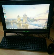 """ACER EMACHINES EZ1711 ALL IN ONE 18.5"""" TOUCHSCREEN WINDOWS 7 PC 500GB 3GB RAM"""