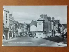 Postcard - Stroud, Russell Street and George Street, RP (P190800)