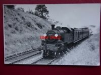 PHOTO  LMS CLASS 2MT LOCO NO 41293  NR CHANDLERS FORD ON ROMSEY TO EASTLEIGH