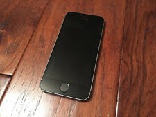 Apple iPhone 5s - 16GB - Space Gray (Unlocked) A1533. Excellent Condition