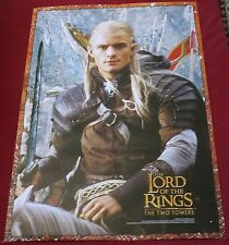 Lord of the Rings: The Two Towers Original Poster Print 27x39 NEW 2002