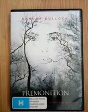PREMONITION  DVD - Sandra Bullock