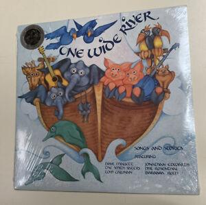 One Wide River Vinyl Record Album SEALED LP (1988, American Melody, AM-105) RARE