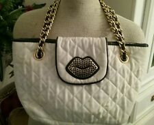 Betseyville betsey johnson White medium sized purse/bag