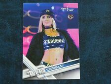 2017 Topps WWE ROOKIE 38 Carmella Women Superstar SMACKDOWN LIVE RC